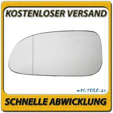 Spiegelglas für CHEVROLET NUBIRA 2005-2009 links Fahrerseite asphärisch