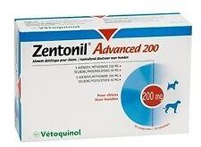 Zentonil Advanced 200mg 30 tablets
