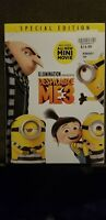 Despicable Me 3 DVD BRAND NEW