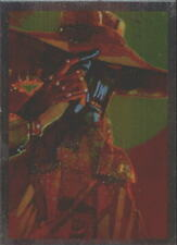 Topps Star Wars Galaxy 7 Trading Cards Silver Foil Insert Trading Card 2 of 15