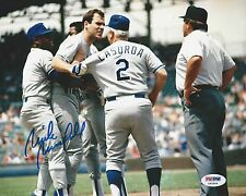 Mike Marshall Los Angeles Dodgers signed 8x10 photo PSA/DNA # X60564