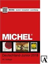 MICHEL JUNIOR 2018 Deutschland Katalog ersch.8.12.2017 catalogue Vorbestellung