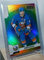 2017-18 O-Pee-Chee Platinum Rainbow Color Wheel #30 John Tavares New York