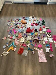 Barbie Vintage  Cloths and Accessories  Huge Lot