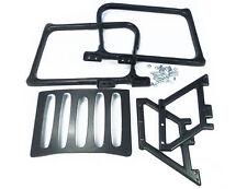 Portaequipajes para maleta PAS. para SIMSON S51 S50 S60 S70 ALU NEGRO, ligero