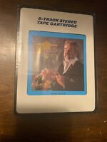 KENNY ROGERS CHRISTMAS - 8 TRACK TAPE  - FREE S/H -(M1)