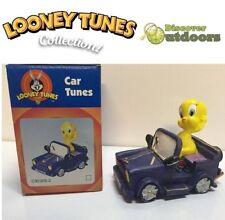NEW Looney Tunes Collectibe TWEETY BIRD Car Tunes DISPLAY ORNAMENT Figurine