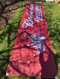 budweiser Racing Nhra 2011 Las Vegas Banner