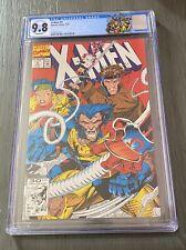 X-Men #4 CGC 9.8 1st app Omega Red (Arkady Rossovich) 1992 Custom Label NM/MT