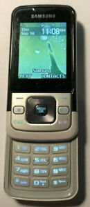 READ BEFORE YOU BUY Samsung Seek SPH-M330 White Twigby Cell Phone Excellent Used
