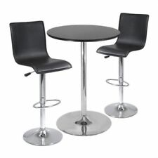 metal pub table dining furniture sets ebay