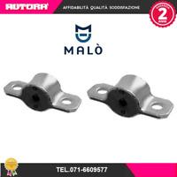 14905 2 Supporti barra stabilizzatrice Fiat-Lancia (MARCA-MALO')