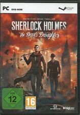 Sherlock Holmes: The Devil's Daughter (PC 2016, Nur der Steam Key Download Code)