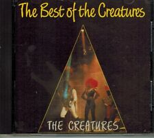 "CREATURES ""BEST"" ITALO DISCO CD FLORES SANGY ZABEO TOFFOLETTI GALLI PAOLI FELICI"