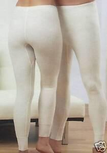 Angora Damen und Herren Unterwäsche Angora Unterhose lang  40% Angora Unisex