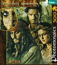 """""""PIRATES"""" Jack Will Of The Caribbean Characters 300pc BOXLESS Jigsaw Puzzle 100%"""