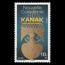 New Caledonia 2014 - Kanak Art is a Word Fine Art Anthropology - MNH