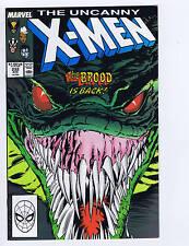 X-Men #232 Marvel 1988