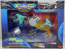 Micro Machines Star Trek Limited Edition Collector's Set #65842 by Galoob 1994