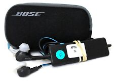 Bose Quiet Comfort 20 QC20 2nd GEN(Apple) In Ear Headphones - Black/Blue   19-3J