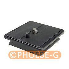 Velbon QB-4LC Quick release plate for CX-404 CX-430 CX-440 PH-446 CX-MINI
