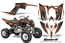 YAMAHA RAPTOR 700 2013-2016 GRAPHICS KIT CREATORX DECALS SPIDERX OD
