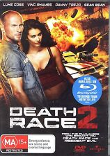 Death Race 2 DVD NEW Luke Goss Ving Rhames Sean Bean