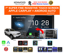 Kenwood DMX8020S Stereo Upgrade To Suit Ford Explorer 2002-2005