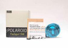 Polaroid 320 Land Camera für Filmtyp Fulifilm FP100 mit Zubehör OVP N1498