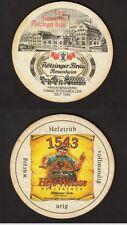 Alter BD , Bierdeckel  , Brauerei Steegmüller Flötzinger Bräu , Rosenheim / Bay.