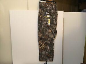 Realtree Xtra Men's XXXL (48-50) Hunting Camo Cargo Pants NWT! (#CaBx-2)