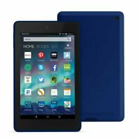 "Amazon Fire HD 6 Tablet 4th Gen B00LCJ13O0 6"" 16GB Cobalt[Certified Refurbished™"