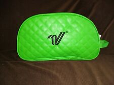 Varsity Cheerleading Green Travel Bag for shoes size 7.5 New (only bag)