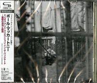 PAUL MCCARTNEY-CHAOS AND CREATION IN THE BACKYARD -JAPAN SHM-CD D50