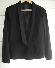 Portmans Women's Black Jacket - Size 14