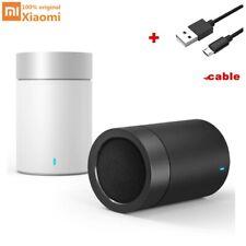 Original Xiaomi Bluetooth Speaker Cannon 2 Cylindrical Metallic mini Portable Wi