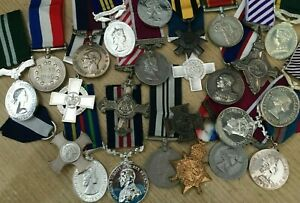 FULL SIZE REPRO MEDALS