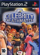 Celebrity Deathmatch sur Playstation 2 (NEUF EMBALLE)