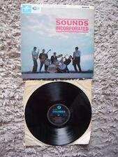 Sounds Incorporated Inc. UK Columbia 1964 Mono Vinyl LP 33SX 1659 The Beatles