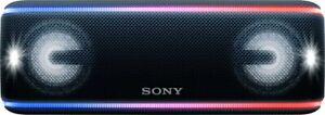 Sony SRS-XB41 Wireless Portable Waterproof Bluetooth Speaker - Black - NFC & RGB