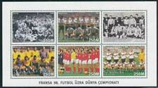 250718) Aserbaidschan Klbg. Nr.399-404** Fußball