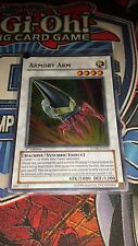 Armory Arm - DP08-EN016 - Ultra Rare - 1st - M/NM Yugioh