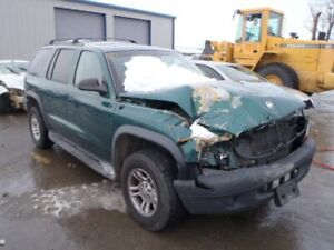 Driver Left Rear Side Door Privacy Tint Glass Fits 98-03 DURANGO 158698