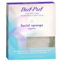 Buf-Puf Facial Sponge Regular 1 each  by Buf-Puf