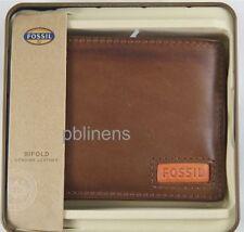 Fossil Slim Wallets for Men