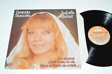 ISABELLE AUBRET Grands Succes LP 1980 CBS Canada PFC-90577 French Pop VG+/VG