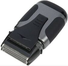 Waterproof Electric Shaver Groomer Pop-Up Trimmer w/ Shave Cover & Brush