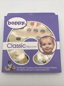 Boppy Classic Slipcover Feeding & Infant Support Pillow Fox Forest Print NIB