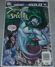 Xombi and the Spectre Comic #26 Oct '09 The Brave and the Bold NEW SEALED