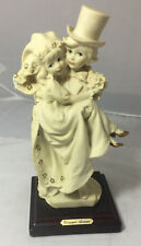 "Giuseppe Armani ""Just Married"" Magic Memories Florence Figurine"